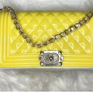 Sunflower yellow Jelly Bag